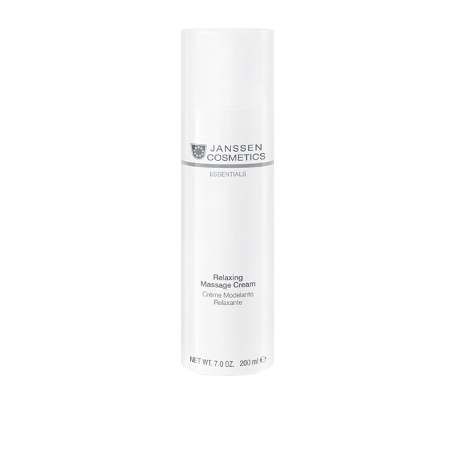 Janssen 200ML Relaxing Massage Cream